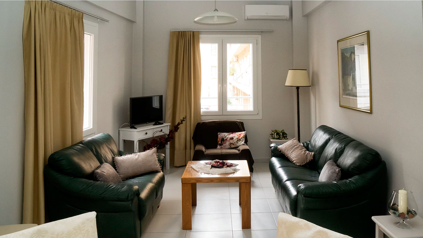 A2 Heraklion Old Port Apartment