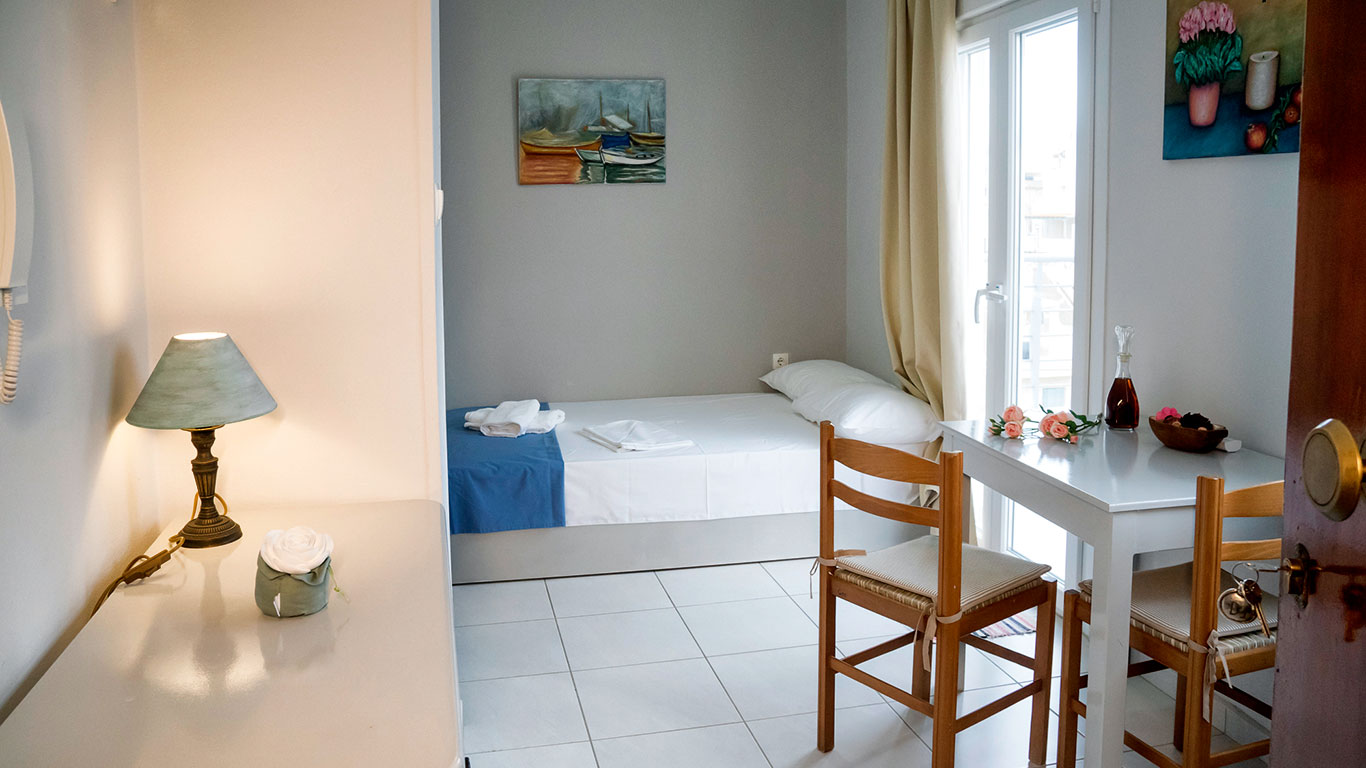 D1 Heraklion Old Port Apartment